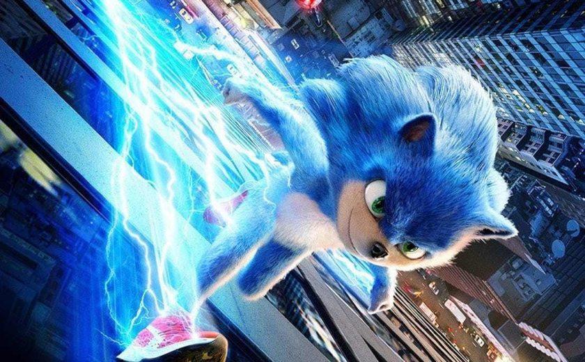 Sonic The Hedgehog – Primo trailer e poster del film live action