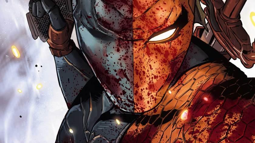 Deathstroke – The CW annuncia la lavorazione di una serie animata