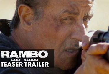 Rambo Last Blood (2019 Movie) Teaser Trailer— Sylvester Stallone