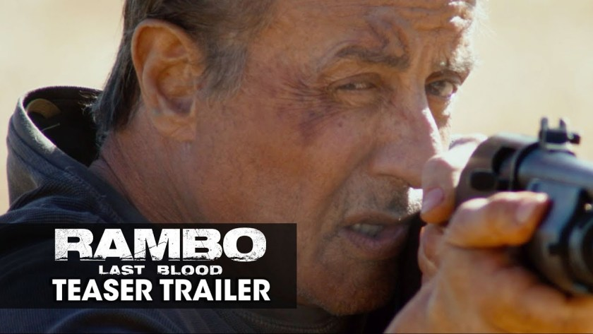 Rambo Last Blood (2019 Movie) Teaser Trailer— Sylvester Stallone