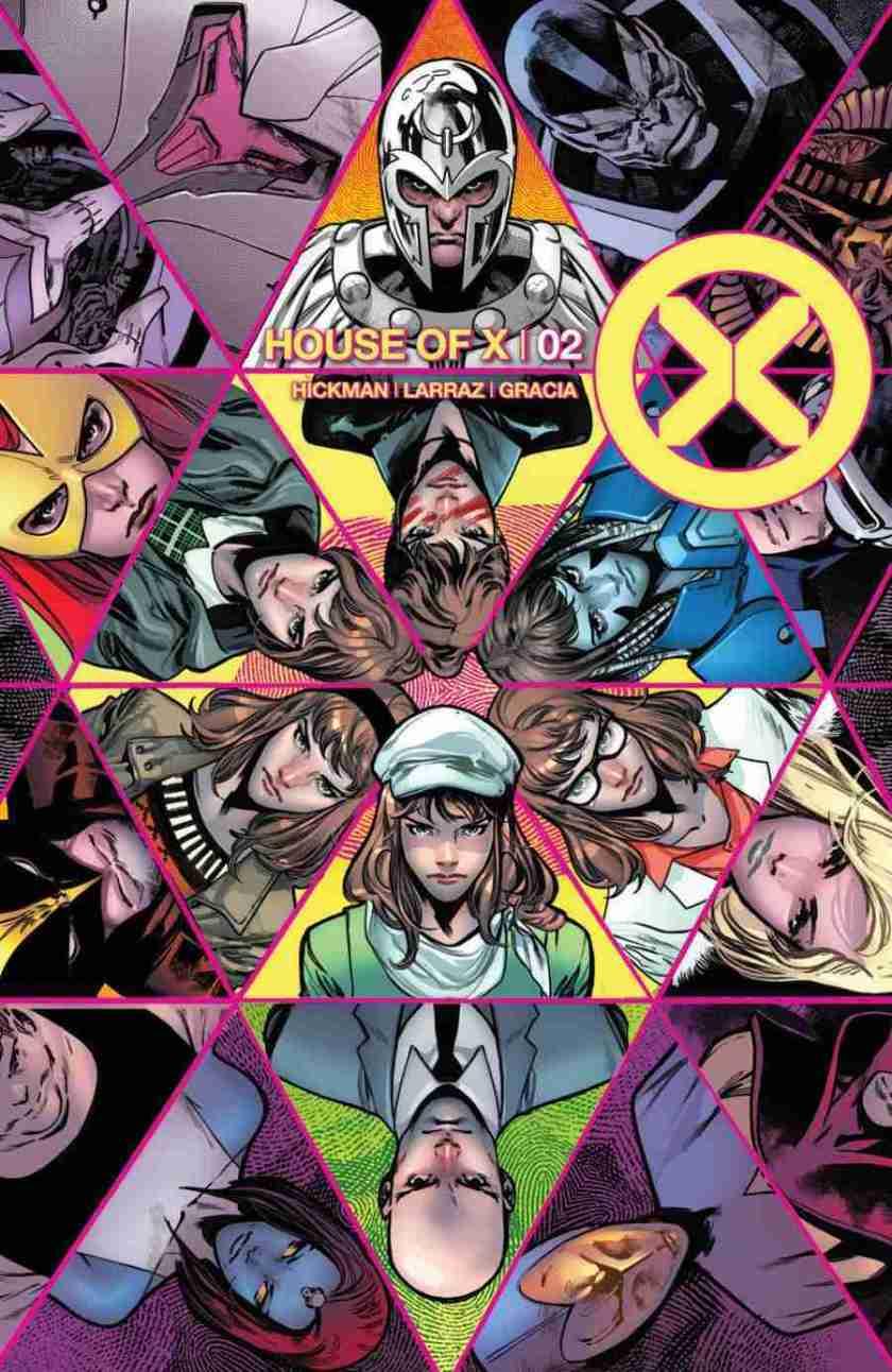 X-Men – Ecco i piani della rivoluzione targata Hickman