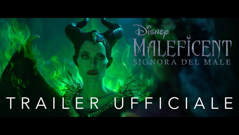 Maleficent: Signora del Male – Ecco il trailer del film con Angelina Jolie