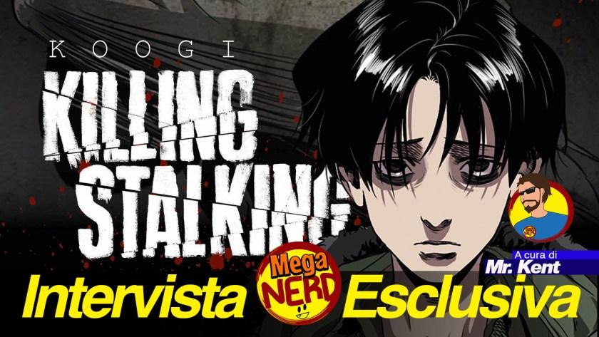 Koogi: «Killing Stalking non è solo violenza, racconto anche l'amore»