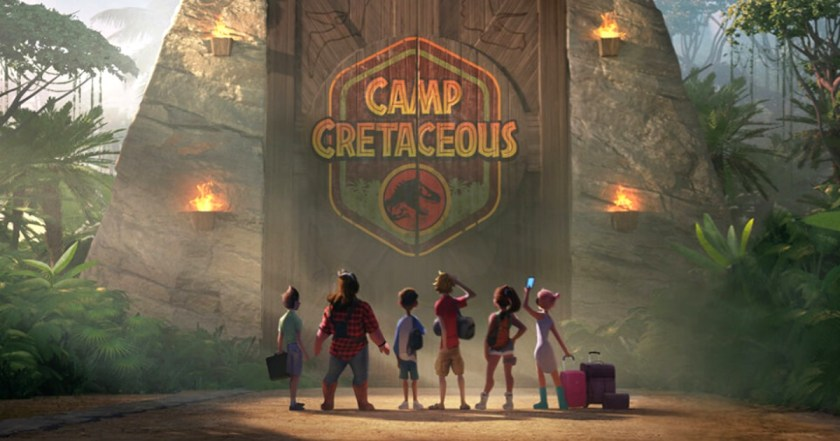 Jurassic World: Camp Cretaceous – Teaser trailer della serie animata Netflix