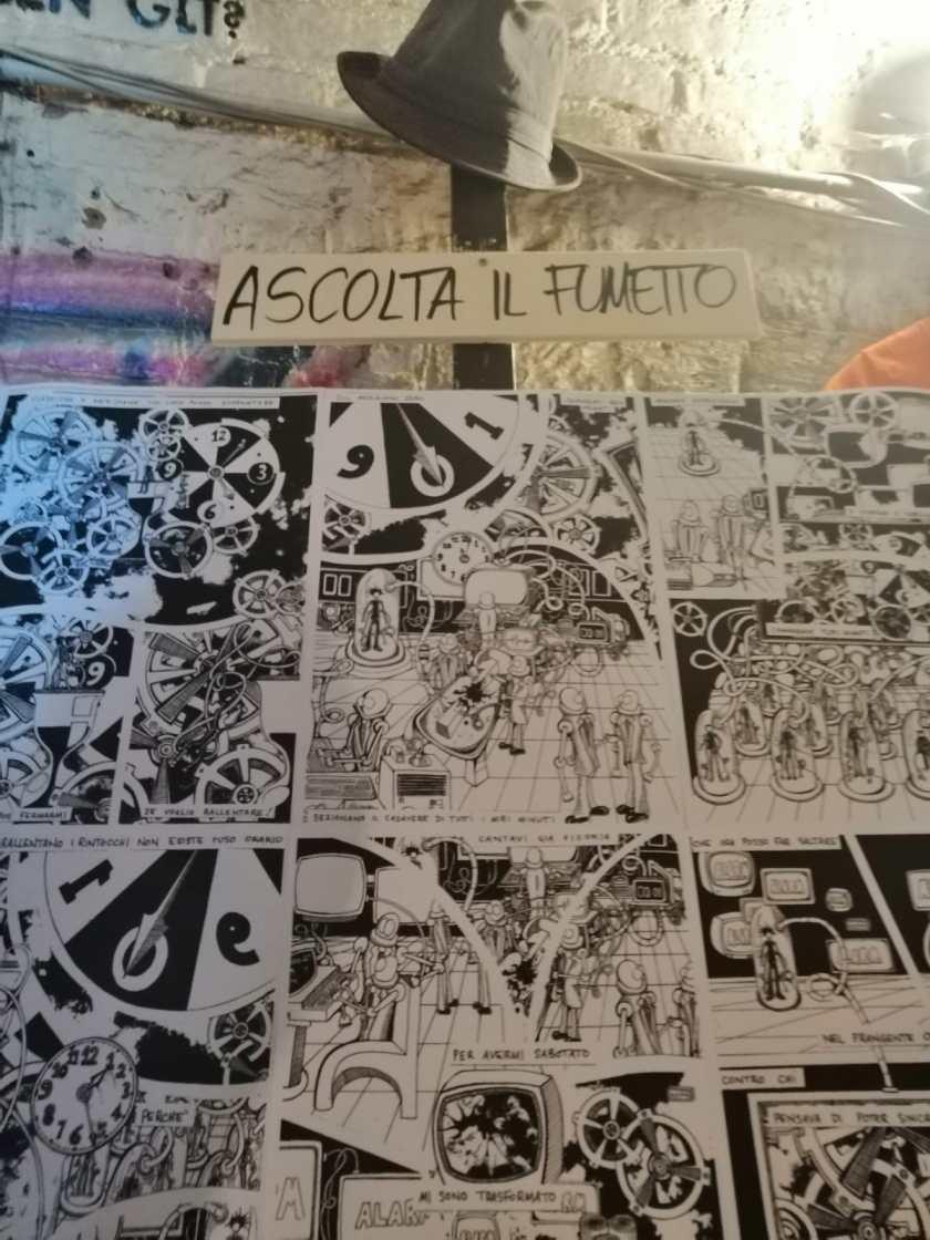 Crack – I fumetti dirompenti in scena a Roma