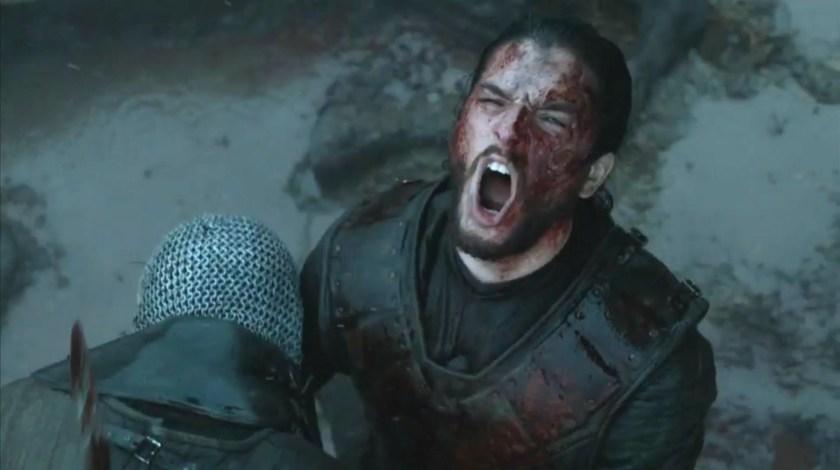 Game of Thrones – La morte violenta che non è stata trasmessa