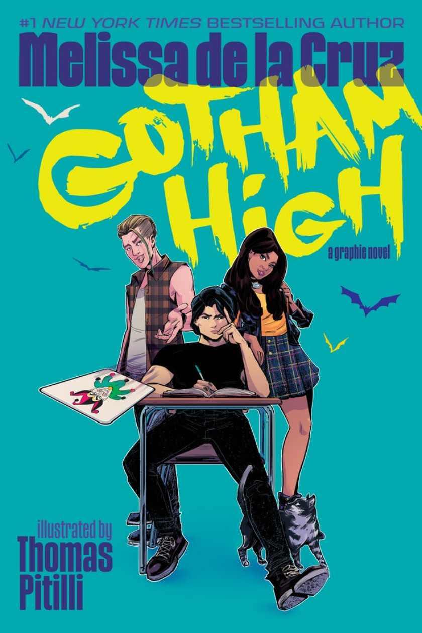 gotham-high-cover