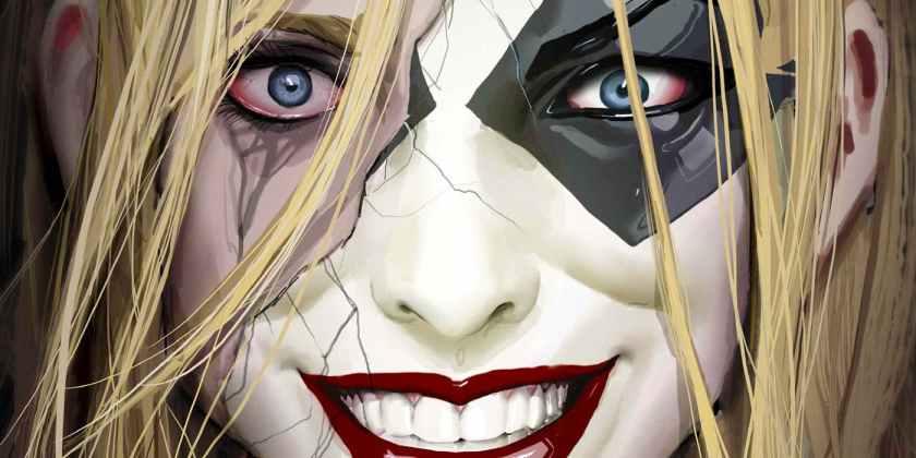"""Black Label reinventa Harley Quinn in """"Harleen"""""""
