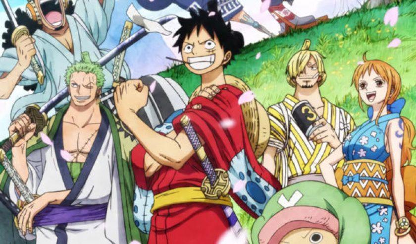 One Piece – Nuovo look per l'inizio della saga di Wano