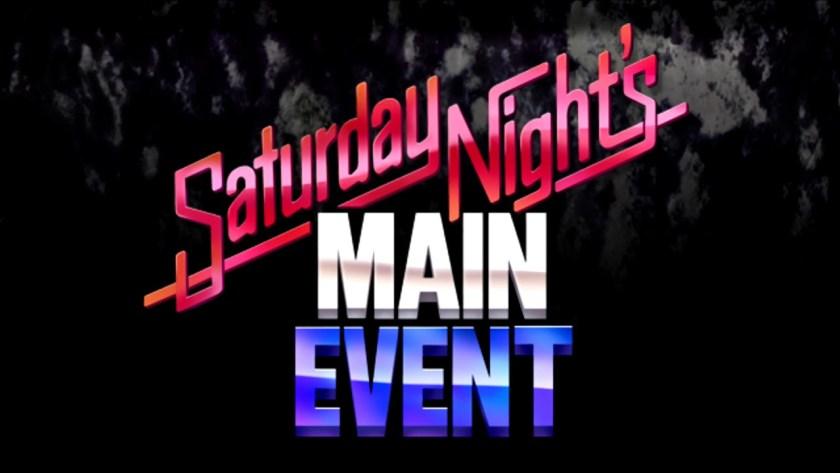 saturday night's main event
