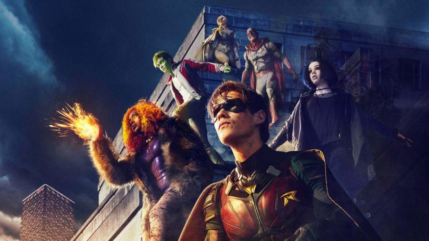 Titans 2 – Interrotte le riprese dopo un incidente mortale sul set