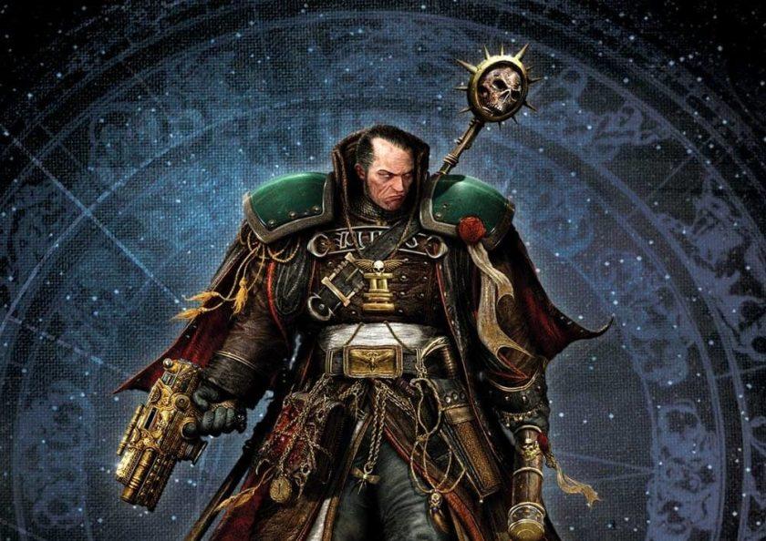 Warhammer 40.000 – In arrivo una serie tv su Gregor Eisenhorn