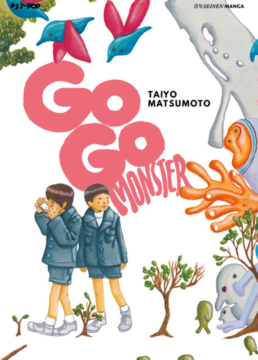 Go Go Monster, i bambini sensibili di Tayo Matsumoto tra emarginazione e crescita