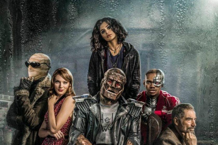 Doom Patrol – La serie è stata rinnovata per la seconda stagione