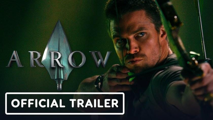 Arrow – Ecco il trailer dell'ottava e ultima stagione