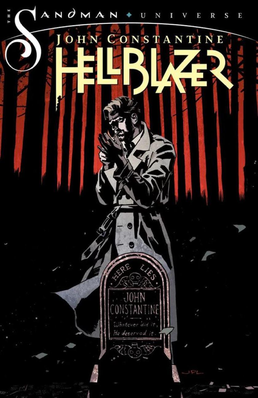 DC Comics annuncia il ritorno di Hellblazer
