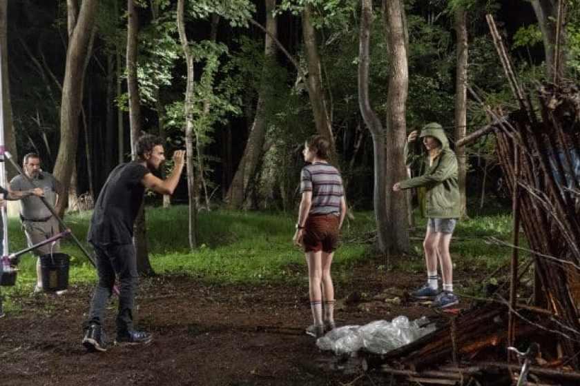 Stranger Things 3 – Tutte le foto e i video dietro le quinte