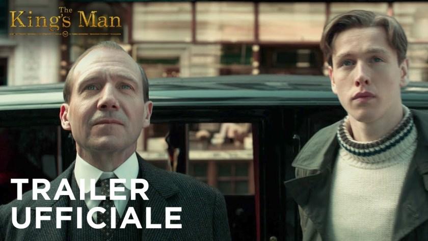 The King's Man – Le Origini: ecco il trailer italiano del prequel di Kingsman