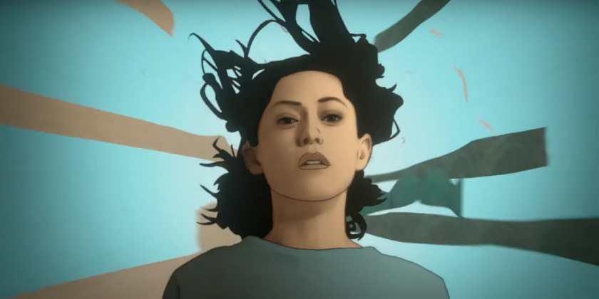 Undone – Rosa Salazar parla della serie animata Amazon