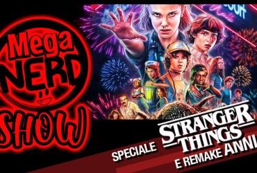 MegaNerd Show Stranger Things
