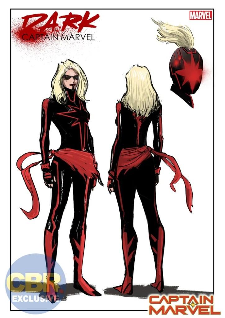 """Arriva """"Last Avenger"""", il ciclo di storie che cambierà Captain Marvel"""
