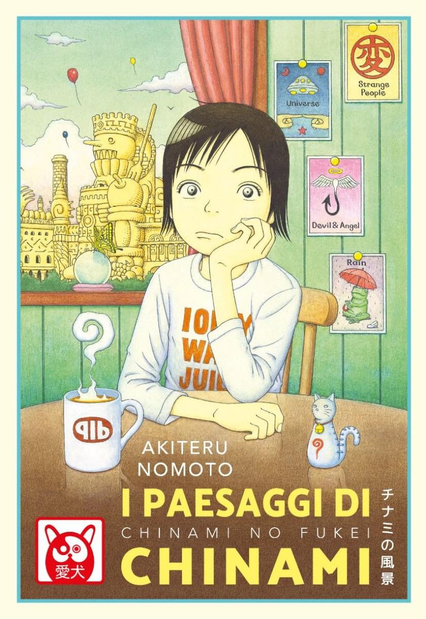 "Bao Publishing presenta ""I paesaggi di Chinami"", il manga di Akiteru Nomoto"