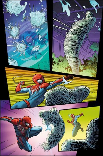 spider-Man velocity 6