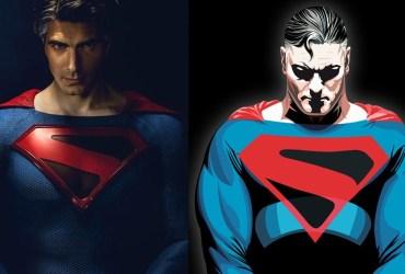 Brandon routh superman crisis