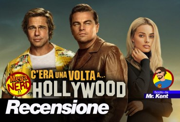 recensione c'era una volta a hollywood
