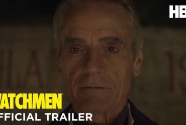 watchmen nuovo trailer