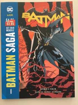 Batman saga 1