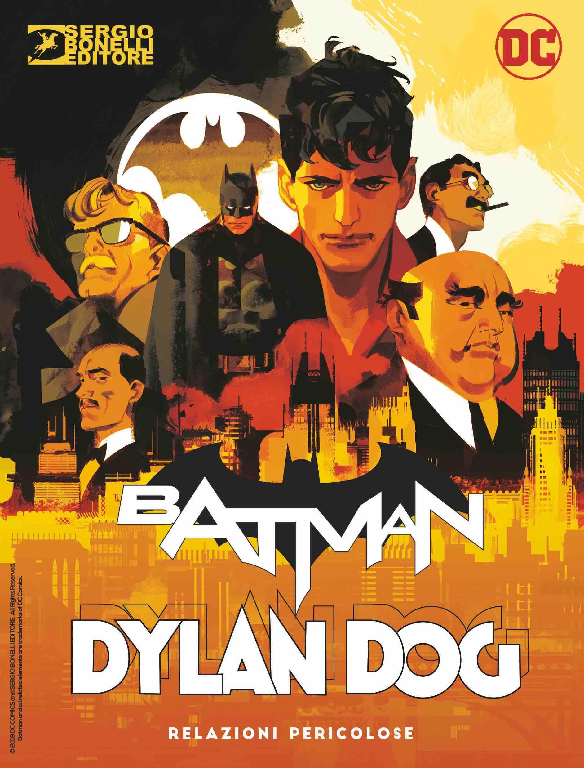 Cover_DylanDog_Batman