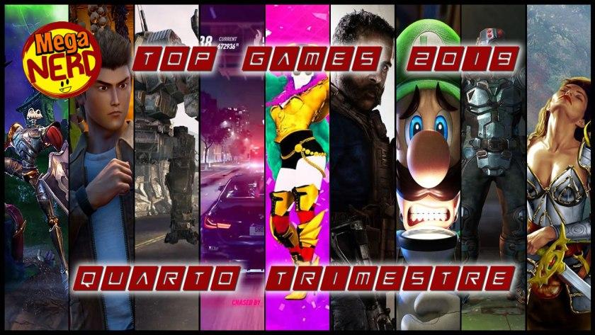 Top Games 2019 Trimestre 4