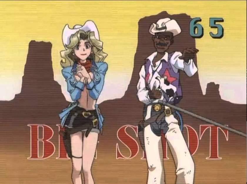Big Shot Cowboy Bepop