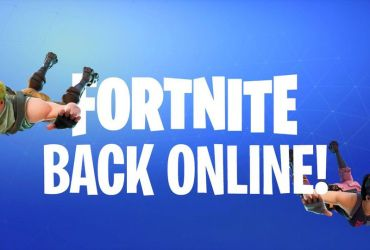 fortnite is back