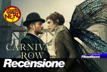 recensione carnival row