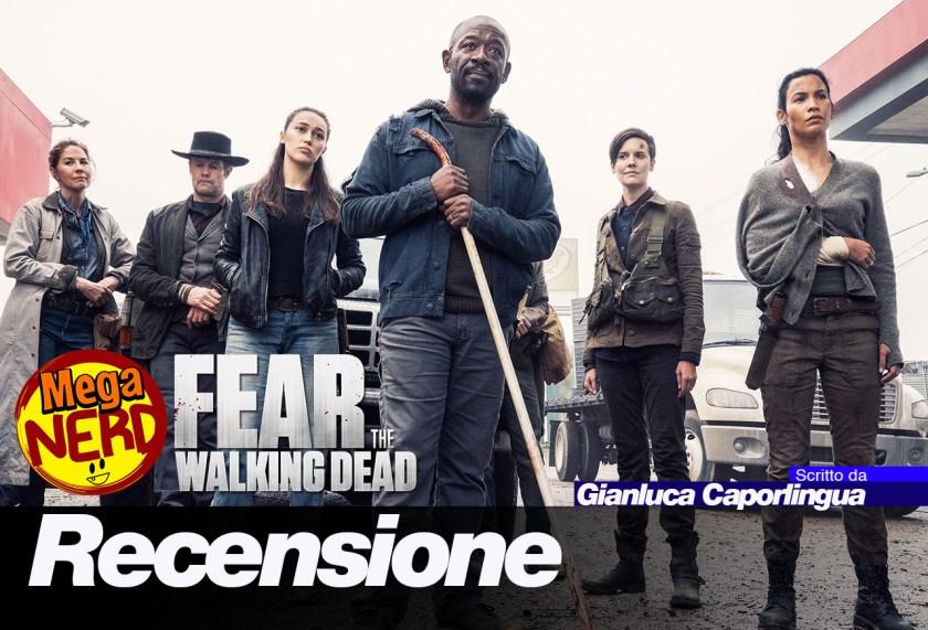 recensione fear the walking dead 5