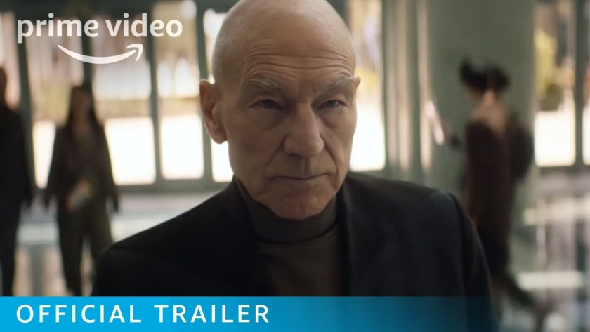 Star Trek: Picard trailer