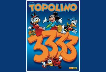 topolino 3333 cover
