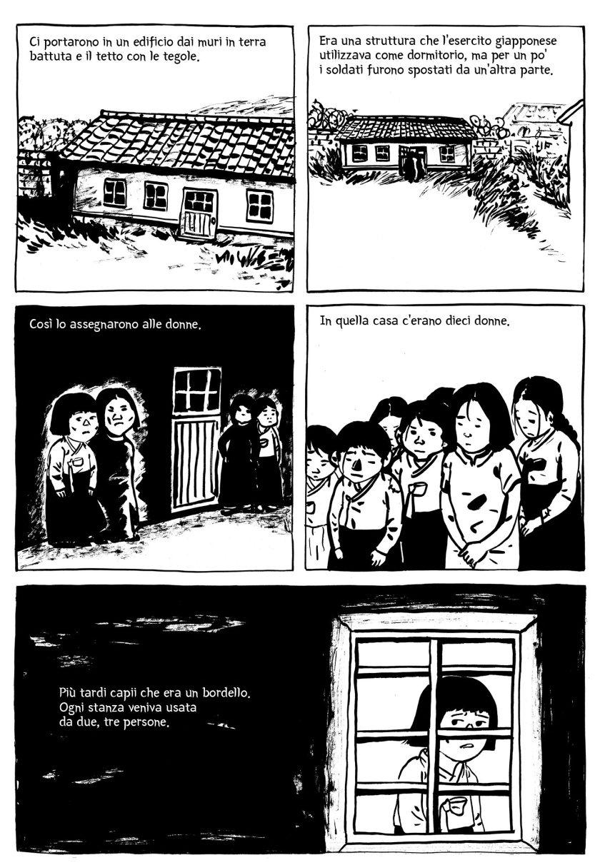Le Malerbe – Il dramma delle comfort women