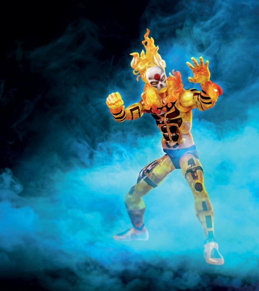 Marvel Legends Sunfire