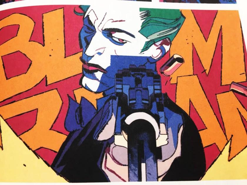 Batman Dylan Dog 2