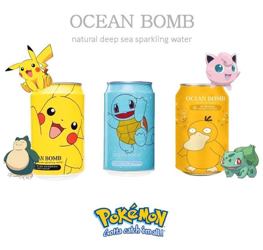 pokemon ocean bomb