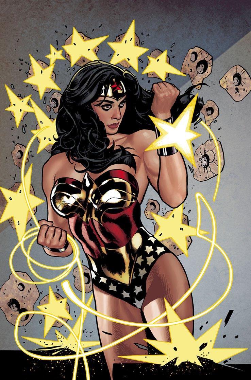 Wonder Woman #750, variant cover di Adam Hughes