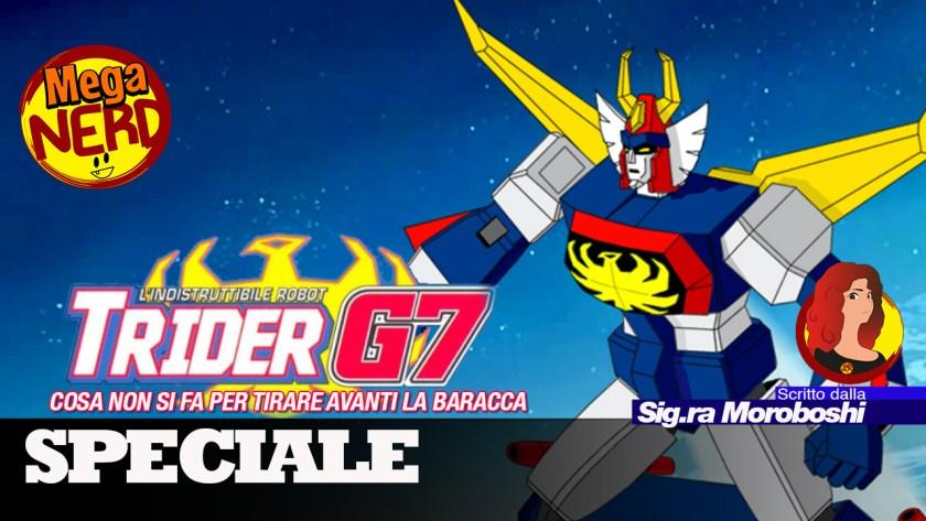speciale trider g7 social