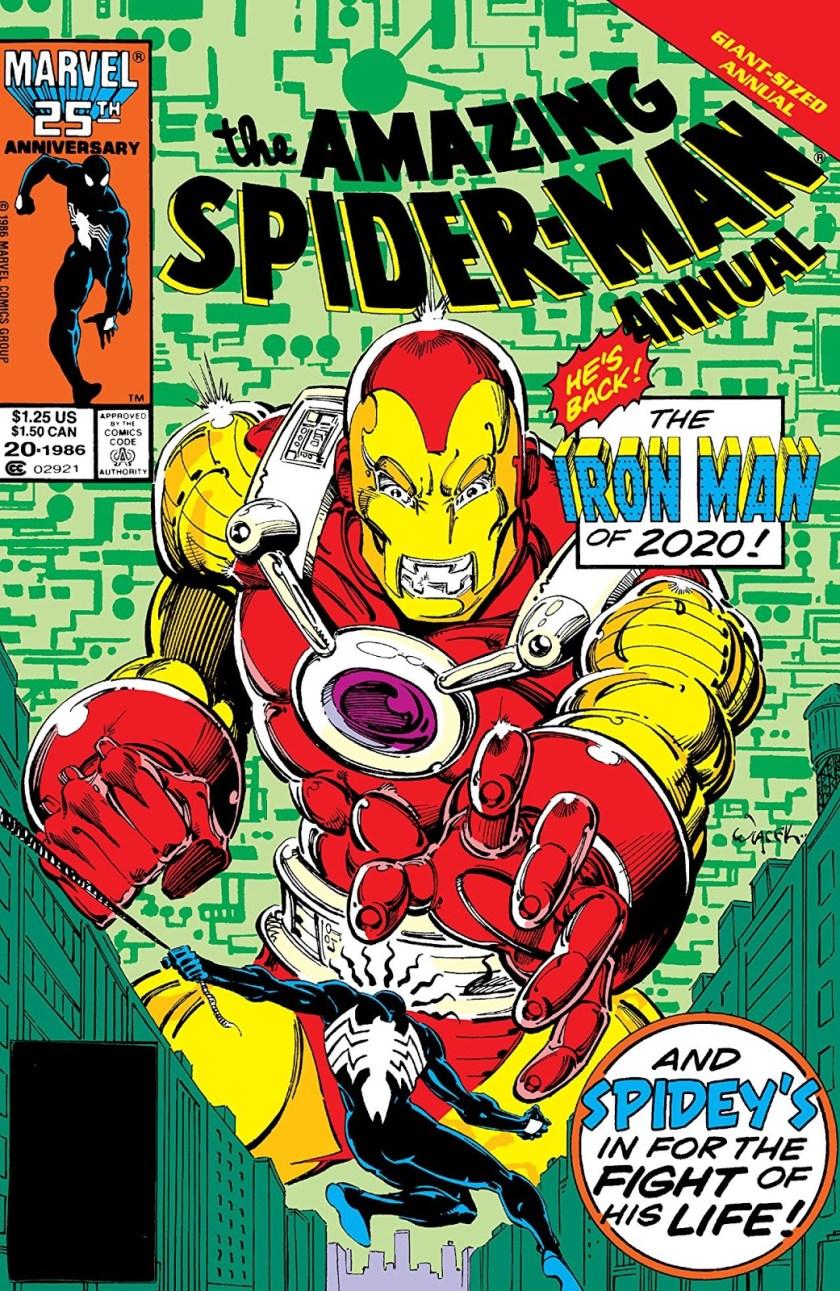Amazing Spider-Man Annual 20
