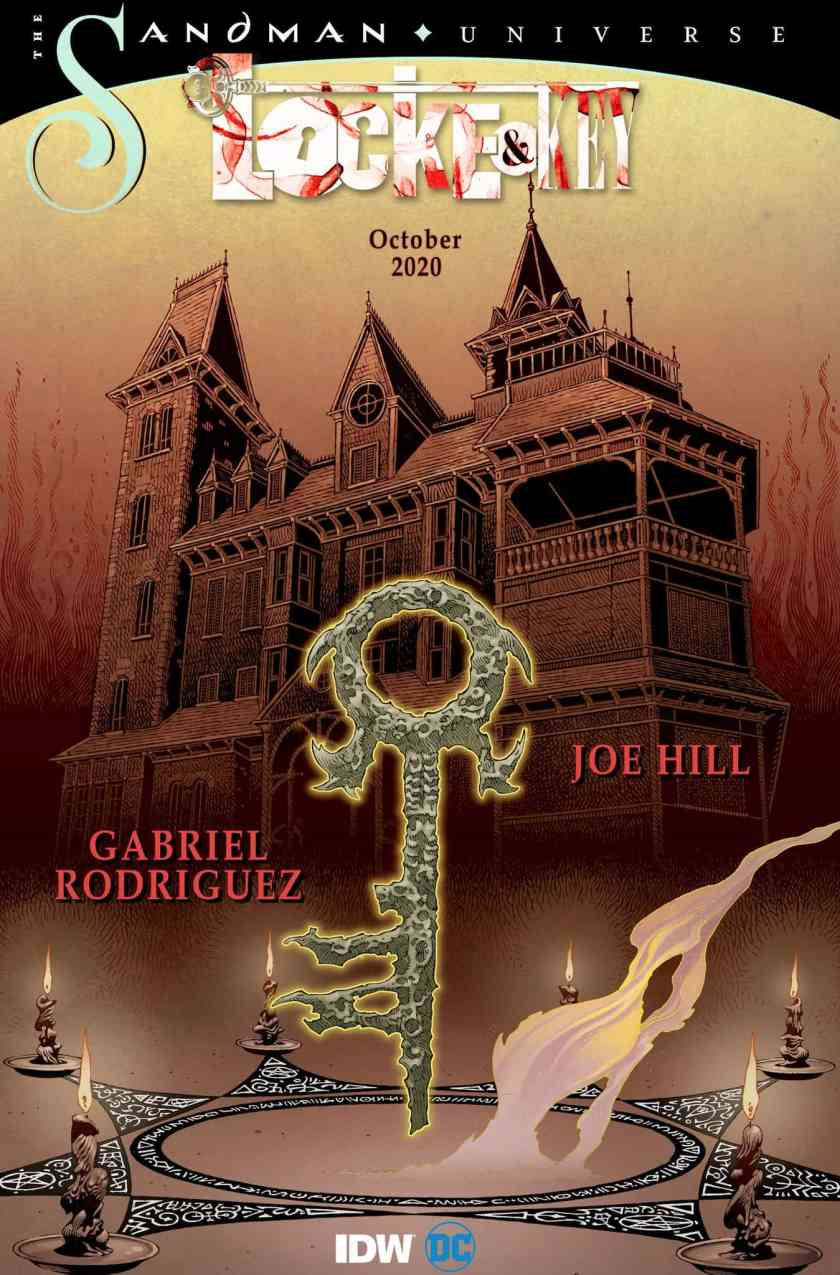 sandman locke and key
