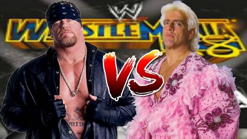 undertaker ric flair