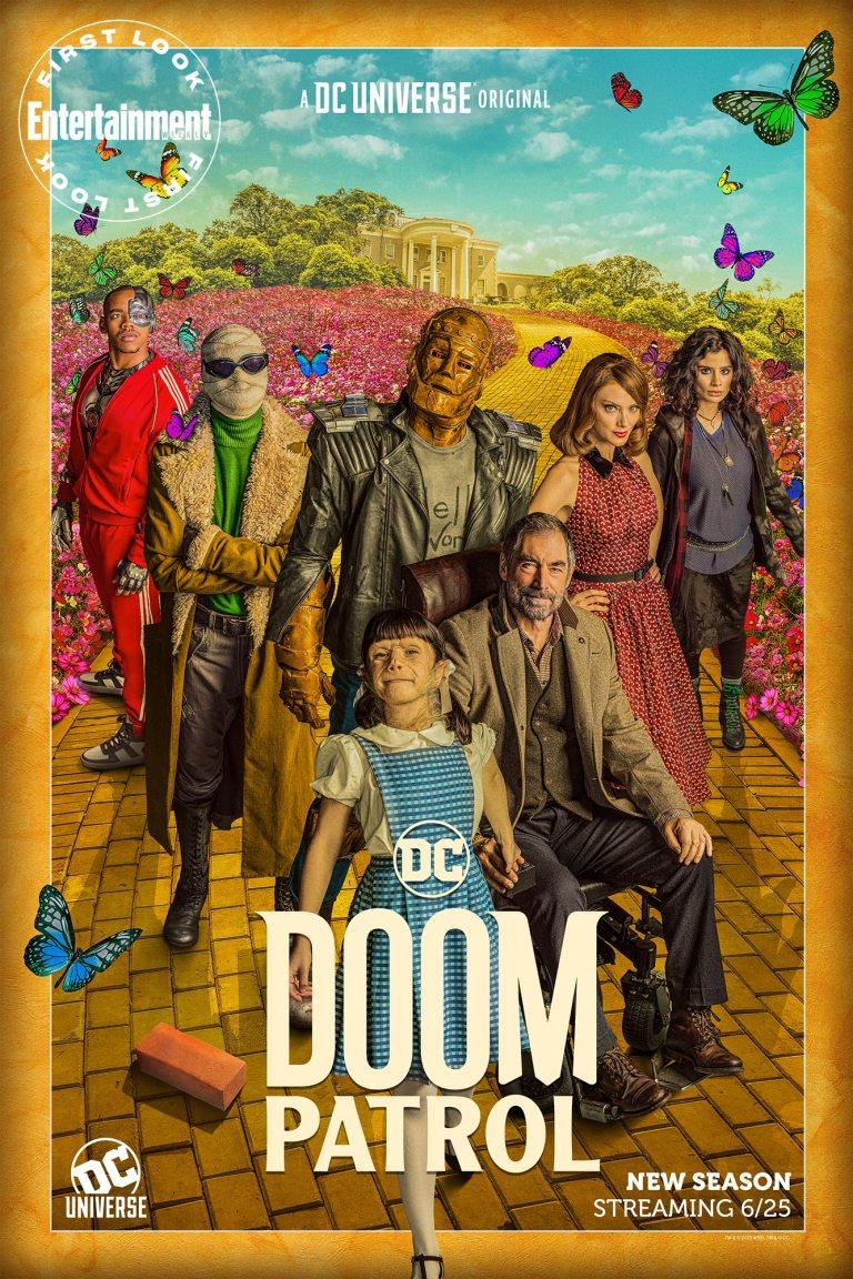 doom patrol poster 2