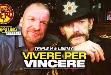 wrestling vintage triple h lemmy